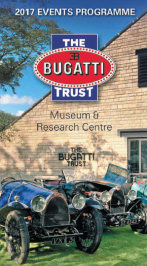 Bugatti Trust Events 2017