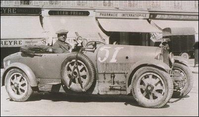 Bugatti Type 43 43A