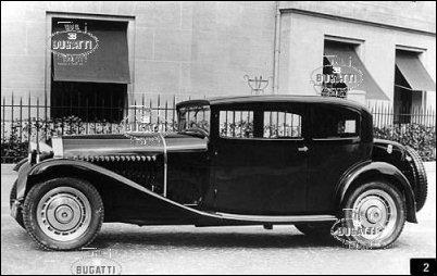 Bugatti Type 46, 46S