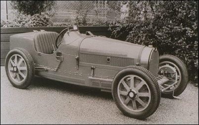 Bugatti Type 51 51A