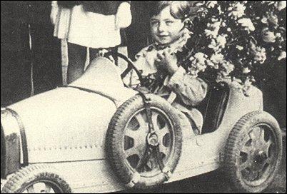 Bugatti Type Baby
