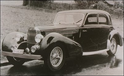 Bugatti Type 57 57C