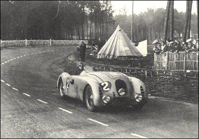 Bugatti Type 57G