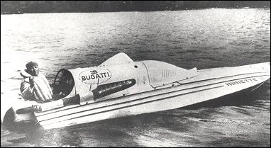 Bugatti Boat