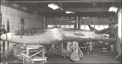 Bugatti Plane