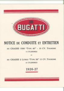 Type 38-40 Manual