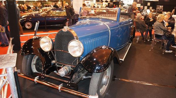Bugattis at Retromobile 3